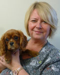 Sharon Hough, support team at Rees Vets