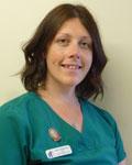 Helen Molyneux, nurse at Rees Vets