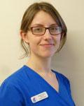 Sarah Llloyd, vet at Rees Vets